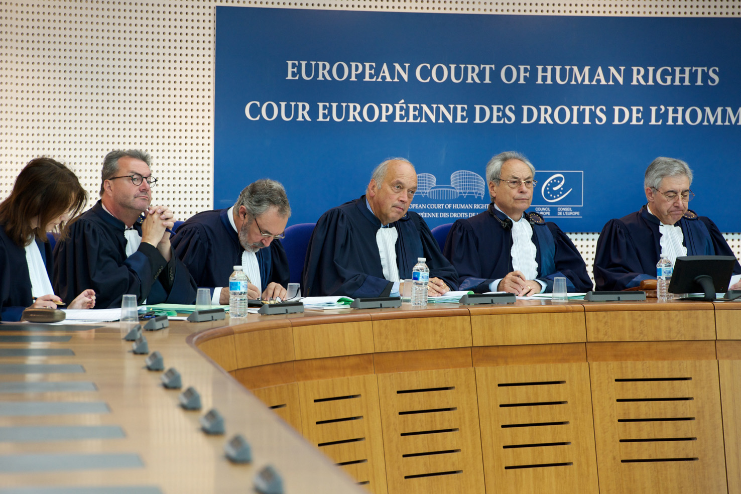 المحكمة الاوروبية