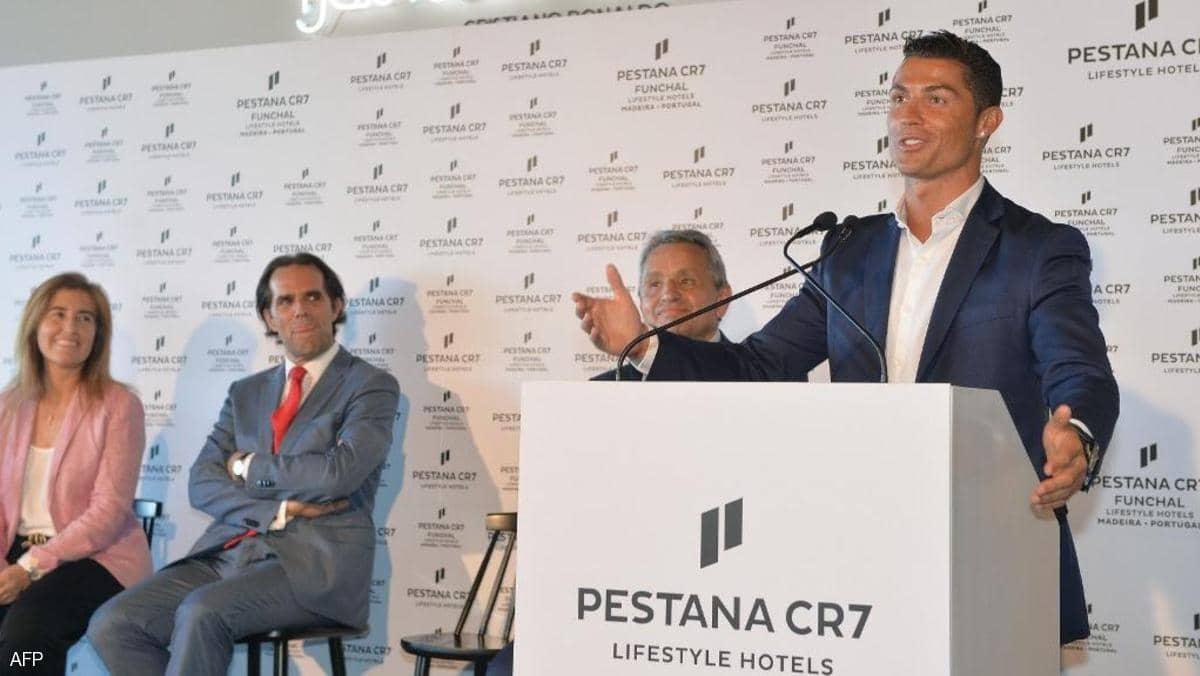 """كورونا """"يهدّد"""" مستقبل فنادق رونالدو.. إغلاق وتأجيل مشاريع"""
