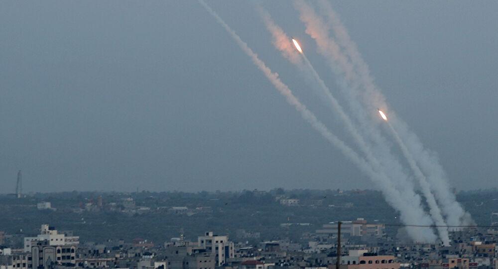 حماس تكشف عن سر إطلاق القذائف من قطاع غزة