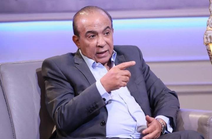 رحيل الفنان المصري هادي الجيار متأثرا بكورونا