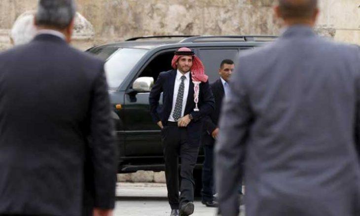"""الأردن: محكمة """"أمن الدولة"""" تبدأ أولى جلسات قضية الأمير حمزة"""
