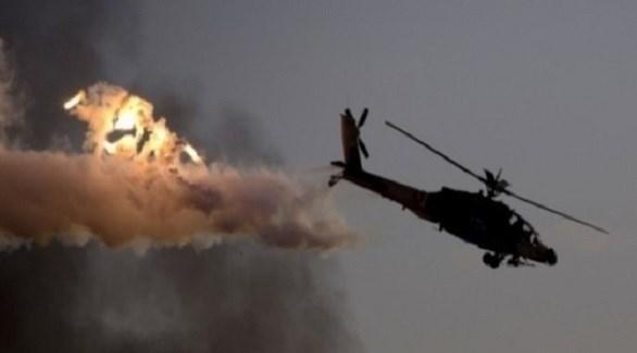 8 قتلى بغارات إسرائيلية على أهداف إيرانية في سوريا