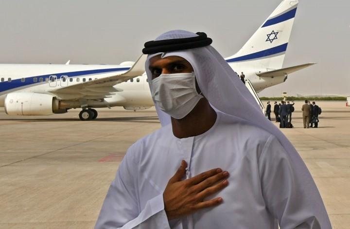 إقلاع أول رحلة تجارية مباشرة من الإمارات إلى إسرائيل