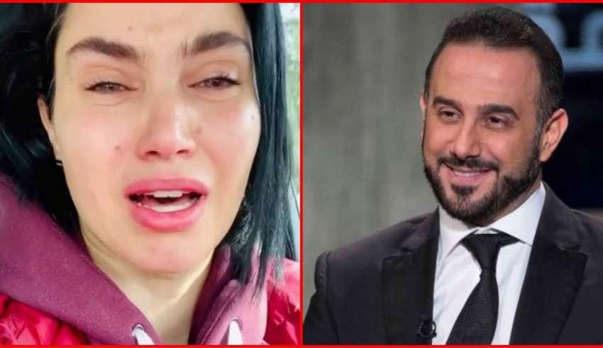شابة تونسية تقول إنّها زوجة الممثل قصي خولي وتهدد بفضحه (فيديو)