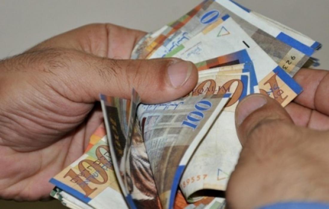 العملات مقابل الشيقل اليوم الأحد 7/3/2021-الدولار يحافظ على ارتفاعه