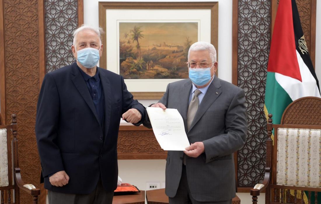 الرئيس عباس يصدر مرسوما بإجراء الانتخابات التشريعية في 22 مايو المقبل