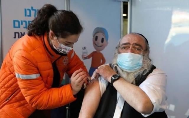 منظمة إسرائيلية تكشف عن فعالية لقاح فايزر بعد الجرعة الثانية