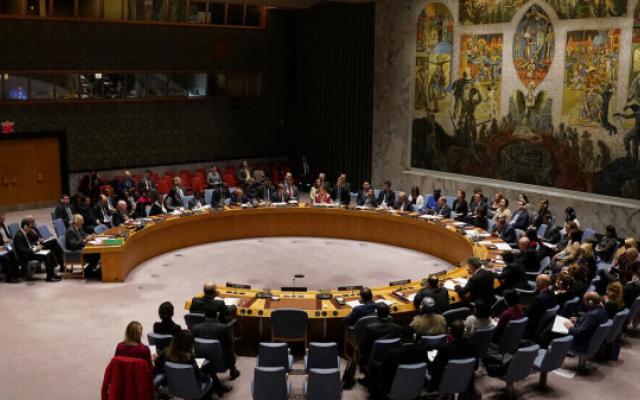 جلسة لمجلس الأمن اليوم لبحث العدوان الإسرائيلي