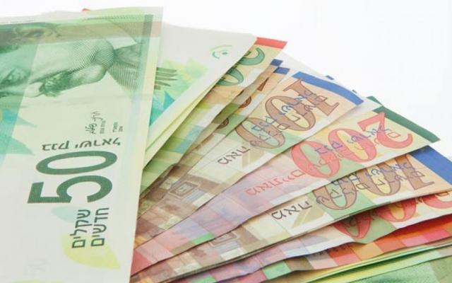 """أسعار العملات مقابل الشيكل """"الإسرائيلي"""" اليوم الاحد الموافق 2-5-2021"""