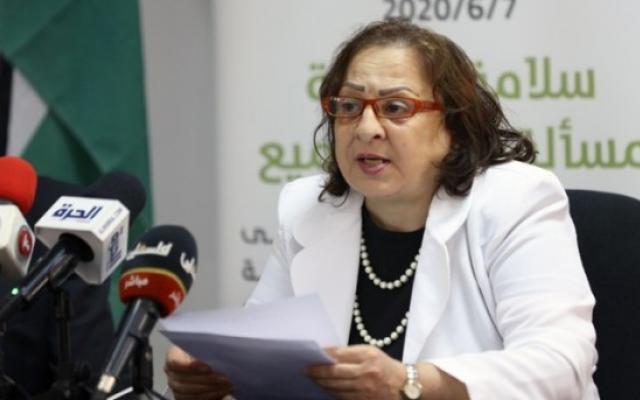 وزيرة الصحة: إلغاء الرسوم على شهادات التطعيم