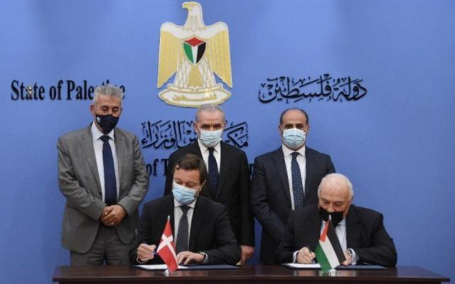72 مليون دولار دعم من الدنمارك لفلسطين