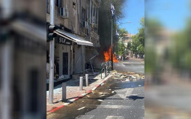 مقتل مستوطن بقصف القسام لمحيط تل أبيب