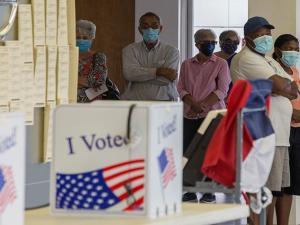الانتخابات الأميركية.. رقم قياسي جديد في التصويت المبكر