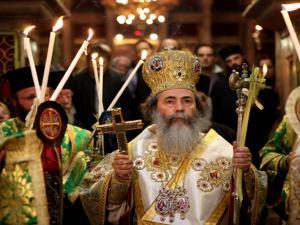 دعوات لعزل ثيوفيلوس وعدم استقباله بكنيسة المهد