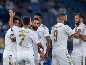 بهدف وحيد ..ريال مدريد يحقق فوزاً ثميناً على ريال بيتيس