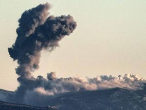 تركيا تغير على منطقة كردية في سوريا لأول مرة منذ 17 شهرا