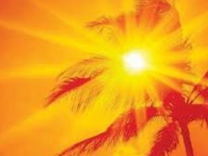 حالة الطقس: درجات حرارة أربعينية وتحذيرات من التعرض للشمس
