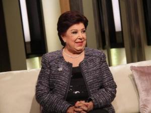 إصابة الفنانة المصرية رجاء الجداوي بفيروس كورونا
