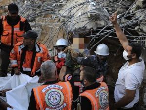 8 شهداء وأكثر من 40 جريحا معظمهم أطفال ونساء جراء غارات الاحتلال الأخيرة على غزة