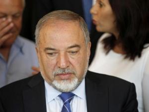 ليبرمان: لا حل لقضية غزة ولا مجال للتسوية مع عباس