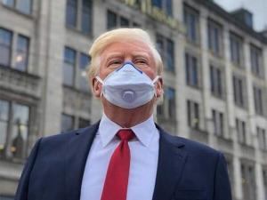 خبيرة: ترامب يعاني من فيروس قاتل وحكومة أمريكا تواجه أخطر لحظاتها