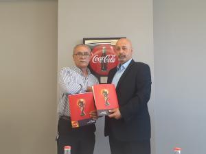 شركة المشروبات الوطنية وسرية رام الله توقعان اتفاقية لتجديد رعاية الفريق النسوي لكرة القدم