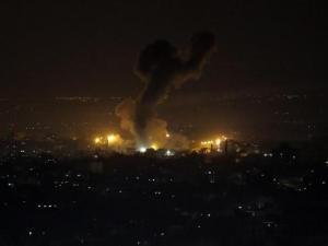 صافرات الإنذار تدوي في مستوطنات أشكول قرب غزة