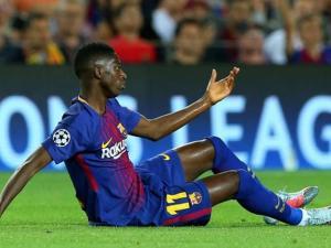 هل يتخلى برشلونة عن نجمه ديمبيلي بسبب الإصابات؟