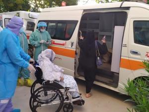 كورونا في غزة: 6 حالات وفاة و( 413 ) إصابة جديدة بفيروس كورونا