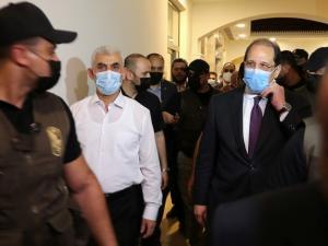 وفد مصري يزور غزة ورام الله وإسرائيل الأسبوع المقبل