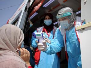 كورنا في غزة: 5 حالات وفاة و(360) إصابة جديدة خلال 24 ساعة