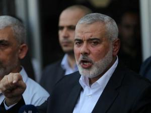 هنية: مجزرة الشاطئ تُؤكد فشل الاحتلال.. والمقاومة ستهزمه