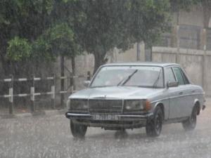 تفاصيل المنخفض الجوي الممطر القادم على فلسطين