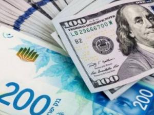 أسباب ارتفاع الدولار مقابل الشيقل عند أعلى مستوياته منذ نوفمبر الماضي