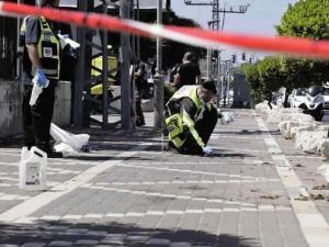 إصابة شاب بزعم محاولته تنفيذ عملية طعن قرب المسجد الابراهيمي