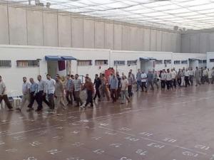 إصابة 16 أسيراً بفيروس كورونا داخل أحد أقسام سجن ريمون