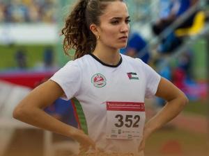 ضمن جهوده المتواصلة لتنمية الرياضة في فلسطين