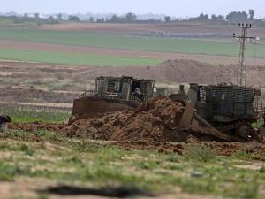 توغل إسرائيلي محدود شرقي دير البلح