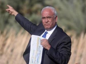الإعلام العبري يتحدث عن خليفة د. عريقات
