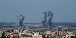 محدث: متابعة التصعيد في قطاع غزة لحظة بلحظة