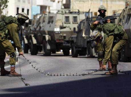 جيش الاحتلال يفرض اغلاقًا شاملًا على الضفة وقطاع غزة