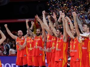 إسبانيا تُتوج بكأس العالم لكرة السلة للمرة الثانية (شاهد)